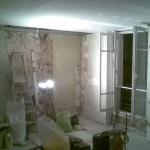 faux plafond bandage
