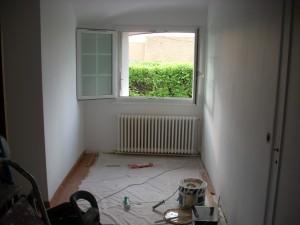 travaux en cours. Black Bedroom Furniture Sets. Home Design Ideas