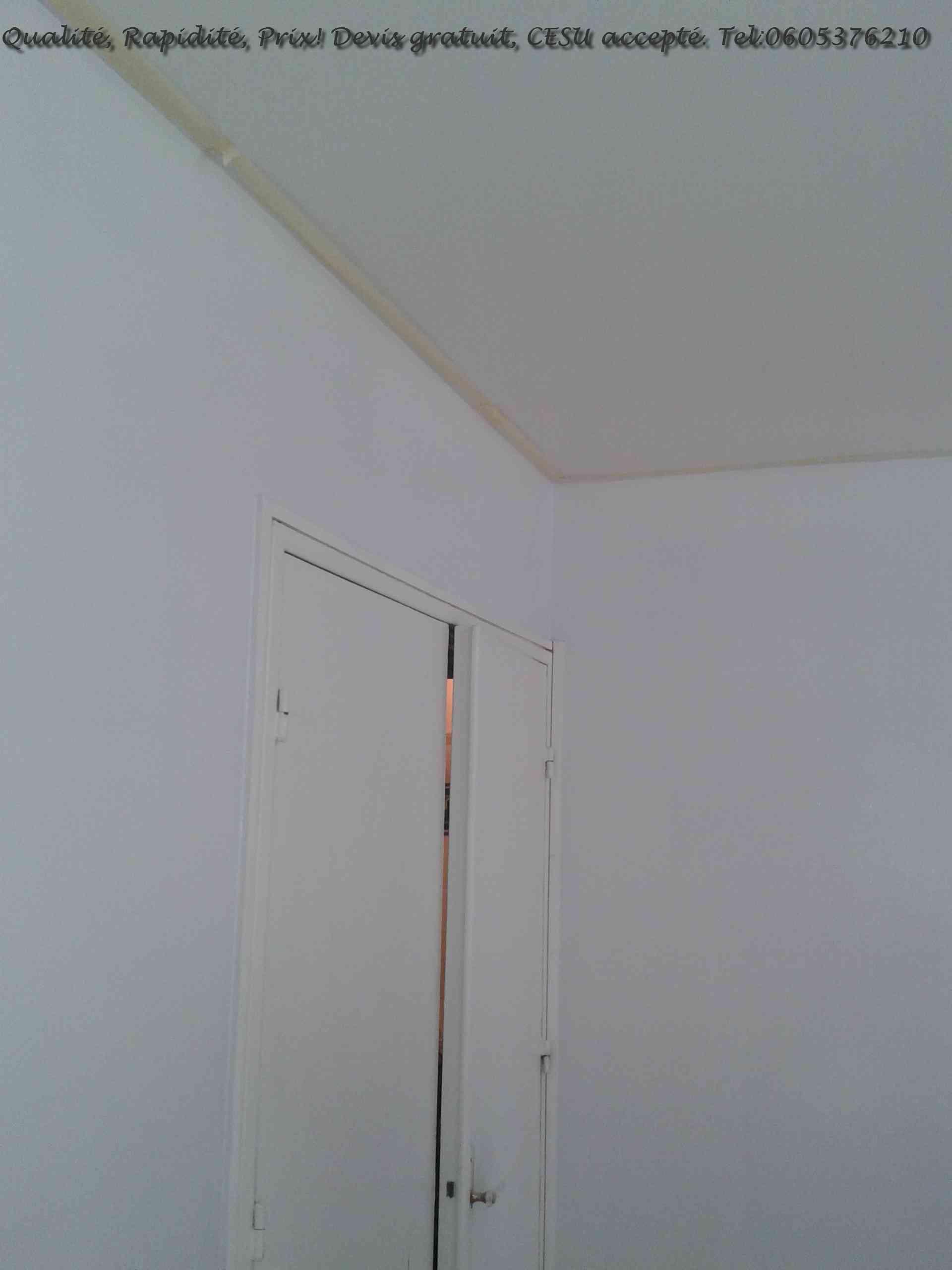 Pose faux plafond crer un faux plafond thermique with pose faux plafond simple awesome dalles - Pose de faux plafond ...